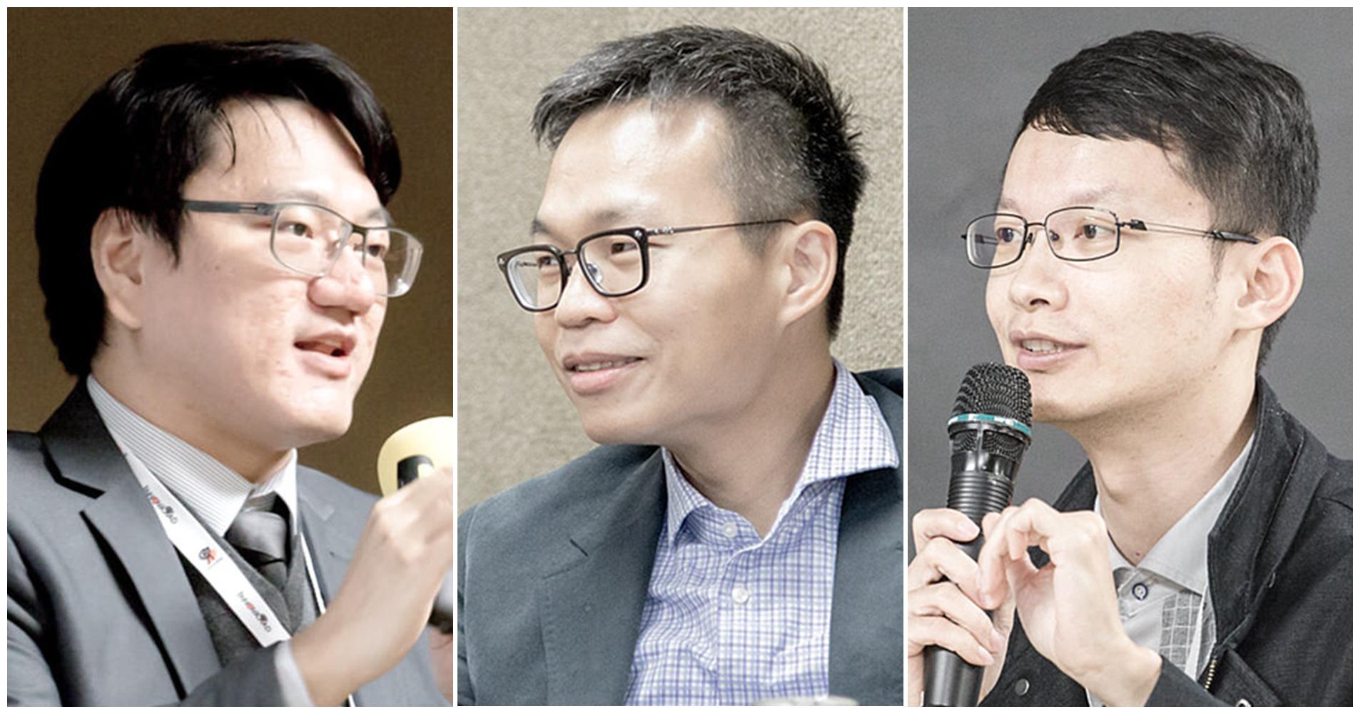 蔡依橙醫師 / 吳昭慶醫師 / 黃志生醫師