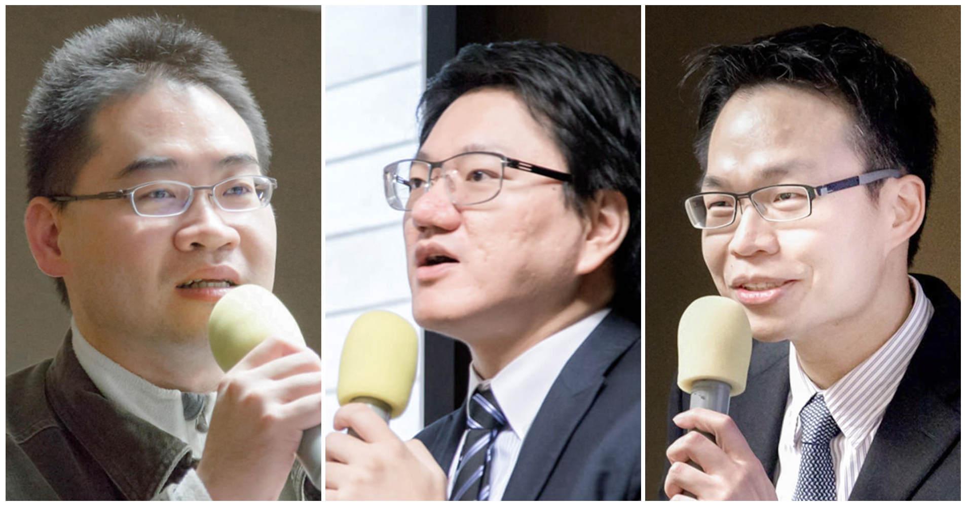 吳青陽醫師 / 蔡依橙醫師 / 吳昭慶醫師